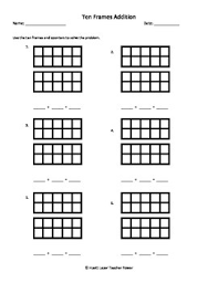 free lets make 10 gumdrop addition worksheet for christmas and ten