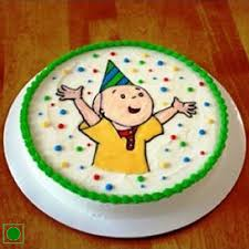 caillou birthday cake caillou birthday cake express home delivery across jaipur