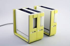 designer toaster modular toaster design makes toast for the haul green prophet