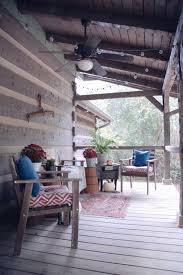 cabin porch hood creek log cabin rustic cabin fall porch 8 amazing rustic