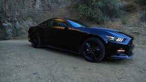 Black Mustang Gt 2015 March 2016 Mustang Ecoboost Of The Month Contest How Wed Spec It