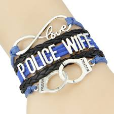gift for family infinity love gift for police wife police officer police dept