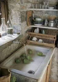 cuisine rustique chic la fabrique à déco cuisine rustique chic et esprit brocante my