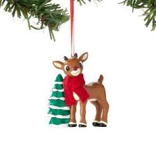 56 rudolph with tree ornament 4033607