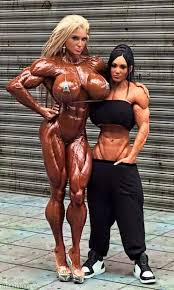 Muscle Woman Meme - fact check female bodybuilders