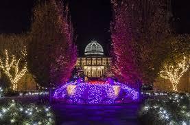 Dominion Lighting Dominion Gardenfest Of Lights At Lewis Ginter Botanical Garden
