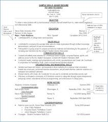 resume exles skills resume exles for college students with experience