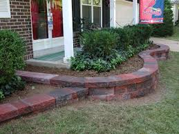 Front Yard Landscape Designs by Front Yard Landscaping Ideas With Retaining Walls Garden Post Cool