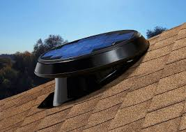 solar attic vent fan solar attic fans how to choose an attic fan for proper attic