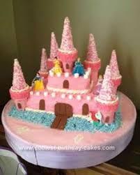 princess castle birthday cake birthday cakes pinterest