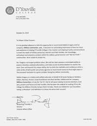 military letter of recommendation air force letter of