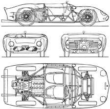 porsche 904 chassis porsche 718gtr primotipo