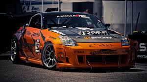 japanese drift cars drift racing cars nissan 350z formula drift race car full hd