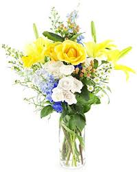 birthday bouquet kabloom beautiful birthday bouquet of yellow roses