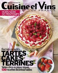 cuisines et vins de cuisine et vins de hors série