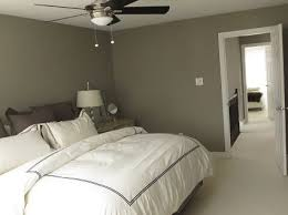 master bedroom featuring intellectual gray from sherwin williams
