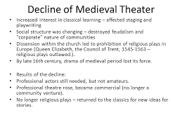 theater ppt