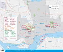 Map Qu Maps Update 12001063 Tourist Map Of Quebec City U2013 14 Toprated