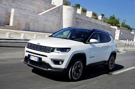jeep compass side jeep compass review parkers