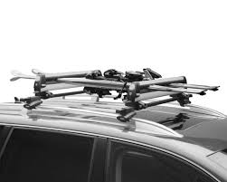 Ors Roof Racks by Thule Universal Pull Top Ski Rack 92726 Orsracksdirect Com