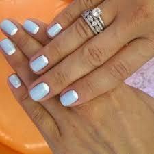 light blue nails the best images page 2 of 2 bestartnails com