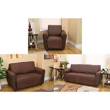 couch coat deluxe set of 3 reversible couch covers 8217160 hsn