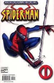 rare comics ultimate spider man 1 df white standard u0026 blue