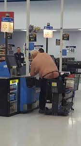 Self Checkout Meme - self checkout at walmart check out my butt crack funny