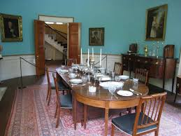 nathaniel russell house dining room credit arthur howe south