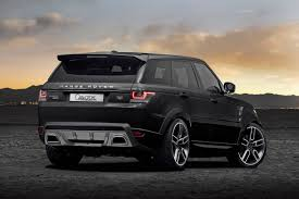 range rover truck conversion caractere exclusive tuning kits for range rover sport u0026 evoque