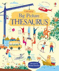 thesaurus beautiful big picture thesaurus u201d at usborne children u0027s books