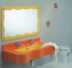 colorful and fun sink ideas for kids bathroom decor bathroom