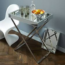 Tray Table For Ottoman by Mirror Trays West Elm