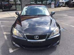 lexus suv for sale charlotte nc 2006 lexus is 250 auto city nc little rock auto sales inc