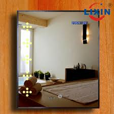 Bedroom Wall Mirrors With Lights Lighted Dressing Room Mirror Lighted Dressing Room Mirror