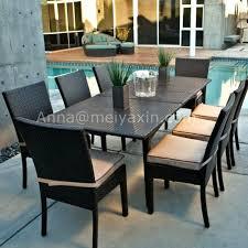 Weatherproof Patio Furniture Sets by Wicker Resin Patio Furniture Sets Terrific Waterproof Patio