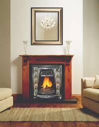 gazco classic victorian tiled insert fireplace canterbury