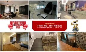 evorich flooring on singapore furniture and furnishing fair 2015