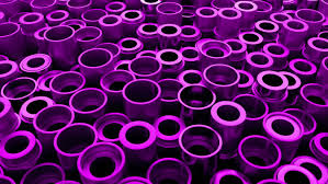 discs shimmering retro flashing rays chaotic manner pink