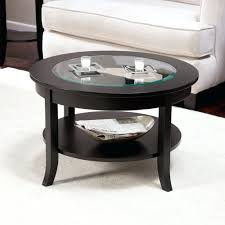 Glass Top Display Coffee Table With Drawers Coffee Table Compass Side Table Ballard Design Designround Glass