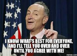 i always knew that new york senator charles schumer charles