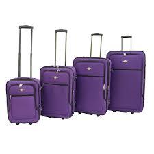 ultra light luggage sets rivolite ultra light 4 piece expandable luggage set free shipping