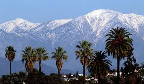 California Mountains images Climate change could slash snowfall in southern california jpg