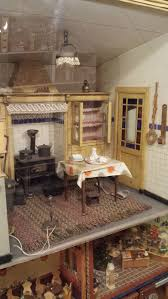 Dollhouse Furniture Kitchen 648 Best Miniature Kitchen Images On Pinterest Miniature Kitchen