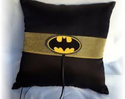 Batman Wedding Ring by Batman Wedding Ring Etsy