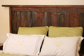 reclaimed wood headboard king breathtaking wood headboard ideas pictures best idea home design
