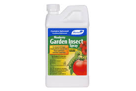 spinosad garden insect spray natural organic insecticide