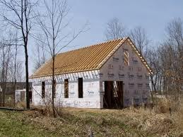 24 x 40 x 12 house loft michigan loft barn construction