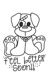 feel better coloring page free download