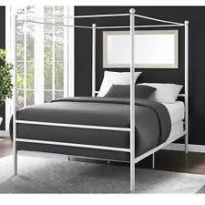 canopy bed frame ebay